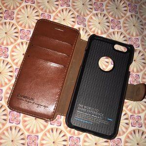 iPhone wallet case!